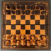 Holzschachbrett Schachspiel Schachbrett