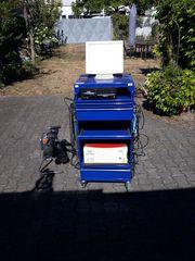 Würth Benzin Diesel Abgastester AU