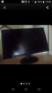 PC Bildschirm 24 Zoll wie