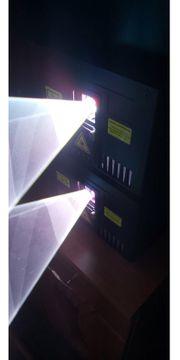 Showlaser 10W RGB 40kpps NEU