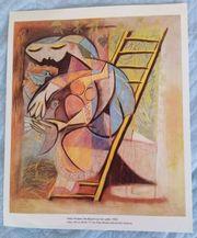 Kunstdruck Poster - Pablo Picasso - Die