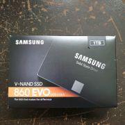 1TB Samsung 860 EVO SSD