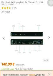 i-tec USB-C 3 1 Dual