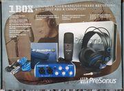 Mikrofon Recording Set