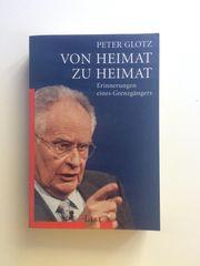 Peter Glotz Von Heimat zu