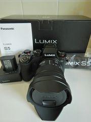 Pansonic Lumix S5 Set mit