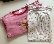 Schlafanzug Pyjama Nachthemd Gr 128