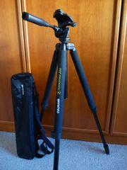 Kamera Stativ Cullmann 3-Bein 3-Wege-Kopf
