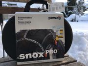 Schneeketten - PEWAG snox Pro- originalverpackt