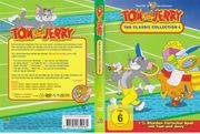 DVD Tom Jerry Classic Colection