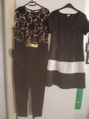Jumpsuit Kleider Bluse