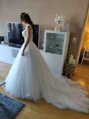 Hochzeitskleid Brautkleid Ivory