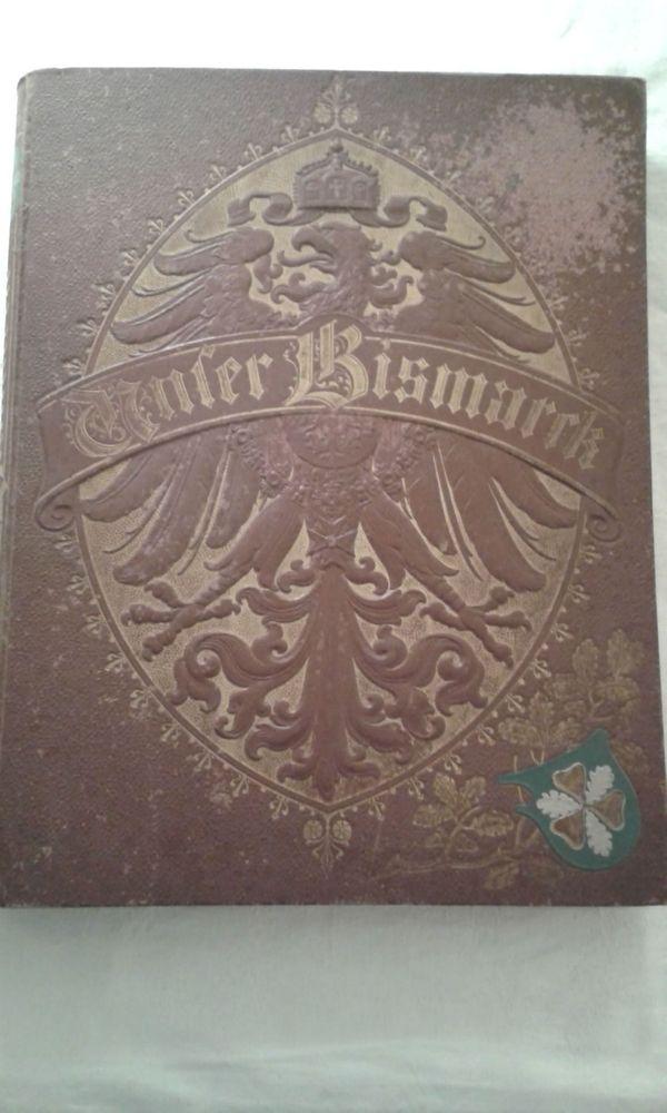 Unser Bismarck Gedächtnisausgabe um 1898