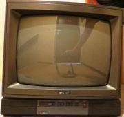 2 GRUNDIG-TV und 1 CLATRONIC-TV