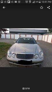 Mercedes Benz E 2 2