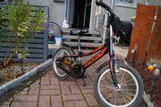 Verkaufe Kinderrad PUKY ZLX 16