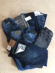Kleiderpaket 8 neue neuwertige Jungen