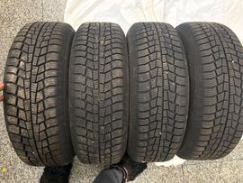 Gislaved EURO*FROST 6 195/65 R15 95 T XL .