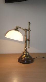 Messinglampe zu verkaufen