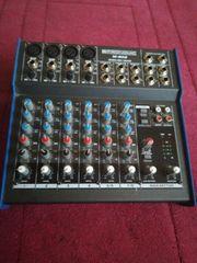 Pronomic M-802 - 8-Imput-2-Bus - Mixer