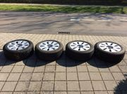 4 Alu Felgen Audi Orginal