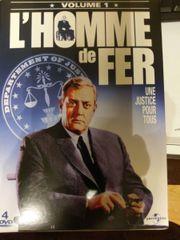 DVD - L Homme de fer