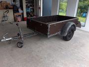 Kress Pkw Anhänger 600 kg