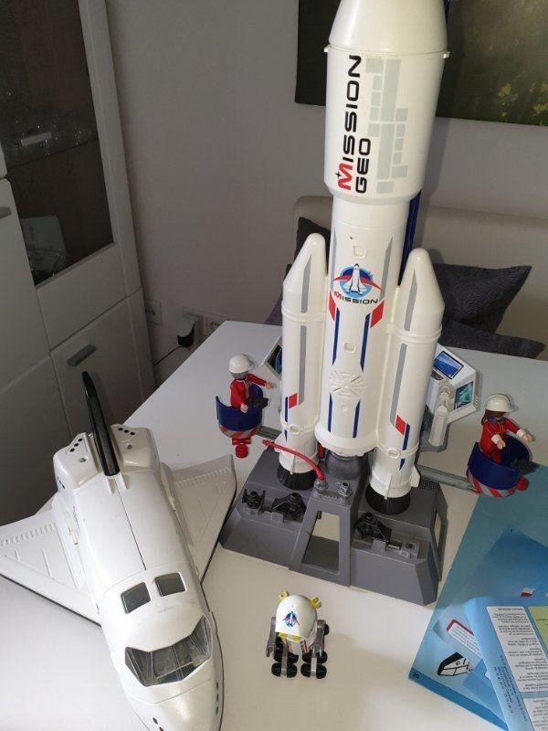 playmobil Weltraumstation