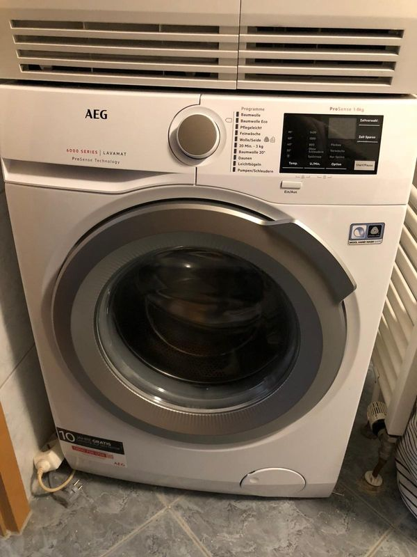AEG Lavamat Serie 6000 Waschmaschine