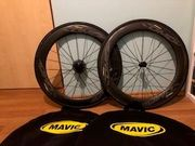 Aero-Laufradsatz von Mavic Comete Exalith