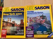 alte Jahrgänge Geo Saison abzugeben