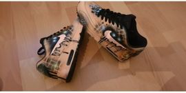 Schuhe, Stiefel - Nike Airmax Orange