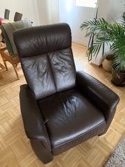 Couchgarnitur Leder 1-2-3