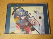 2 Wasily Kandinsky Kunstdrucke im