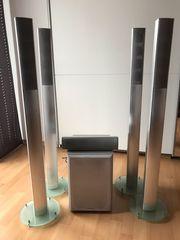 Lautsprechersystem Targa HT 5 1