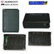 Alan 42 Batterieleerpack für 8