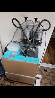 MIKATECH Gummifisch Gießmaschine 4L Doppelfarbig