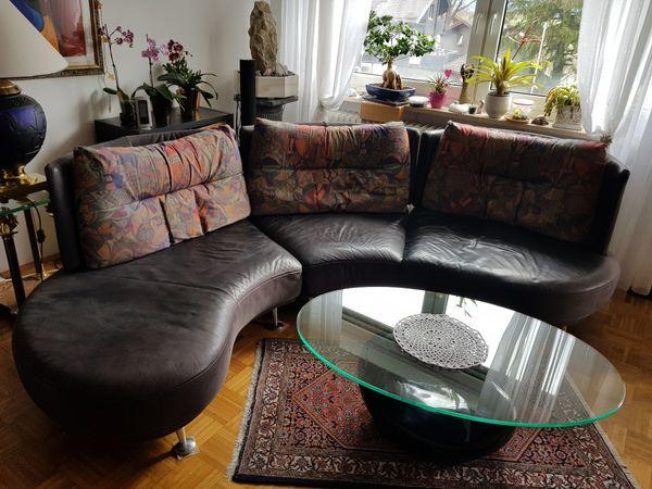 Designer-Couch Sofa von Rolf Benz