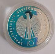 10 Euro Gedenkmünze WM 2006