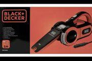 BLACK DECKER Kfz-Handstaubsauger 12V beutellos