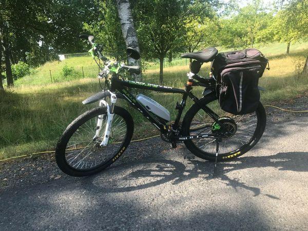 Bulls Green Mover E-Bike Mountain