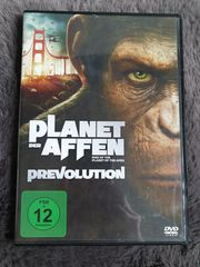 Planet der Affen Prevolution DVD