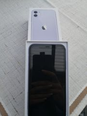 Iphone 11 violette