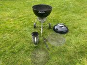 Weber Kugelgrill One Touch 57