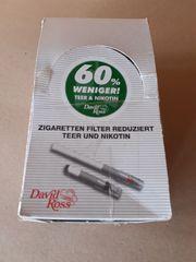 Zigarettenfilter Mikrofilter 8 mm