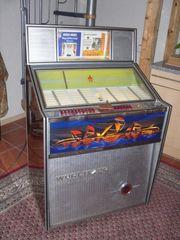 Wurlitzer Musikbox Jukebox