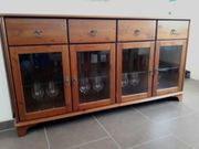 Kommode Sideboard Anrichte Kiefer Massiv