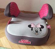 Mädchen Autositz Minnie