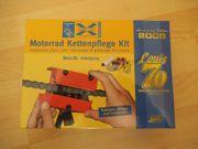 Motorrad Kettenpflege Kit