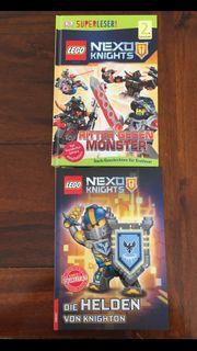 Nexo Knights Bücher - neu